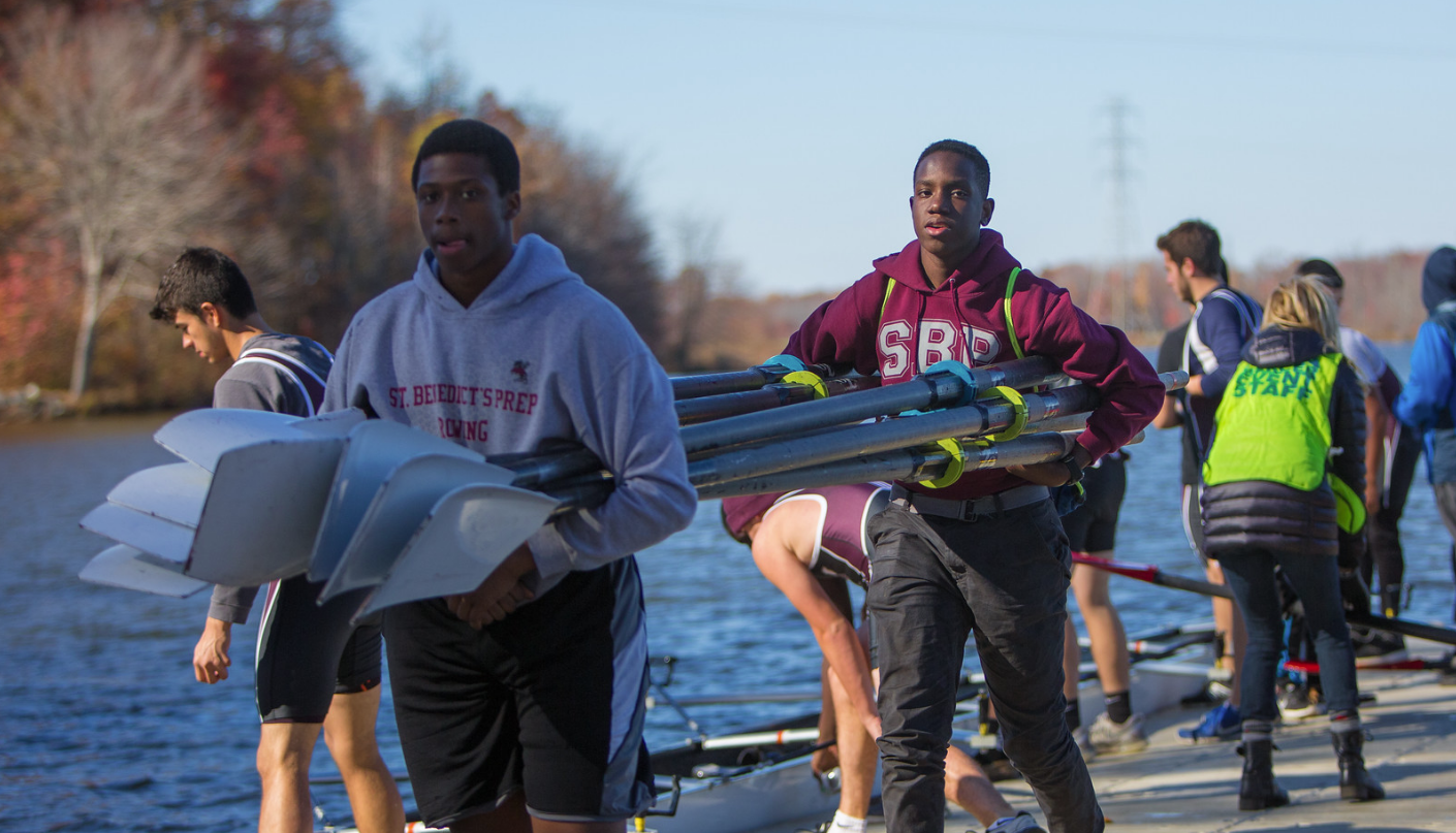 It's time to replace our oars!